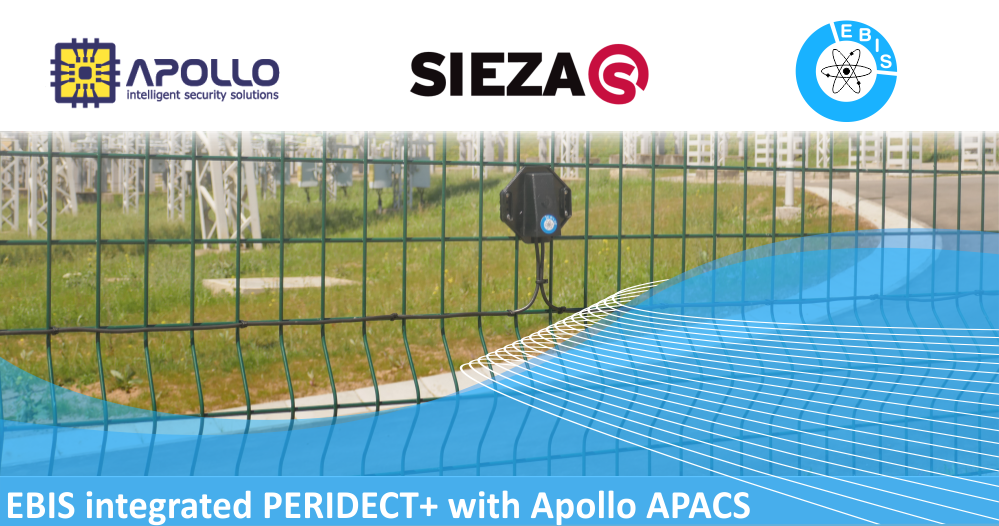 EBIS integrates PERIDECT+ with Apollo APACS.