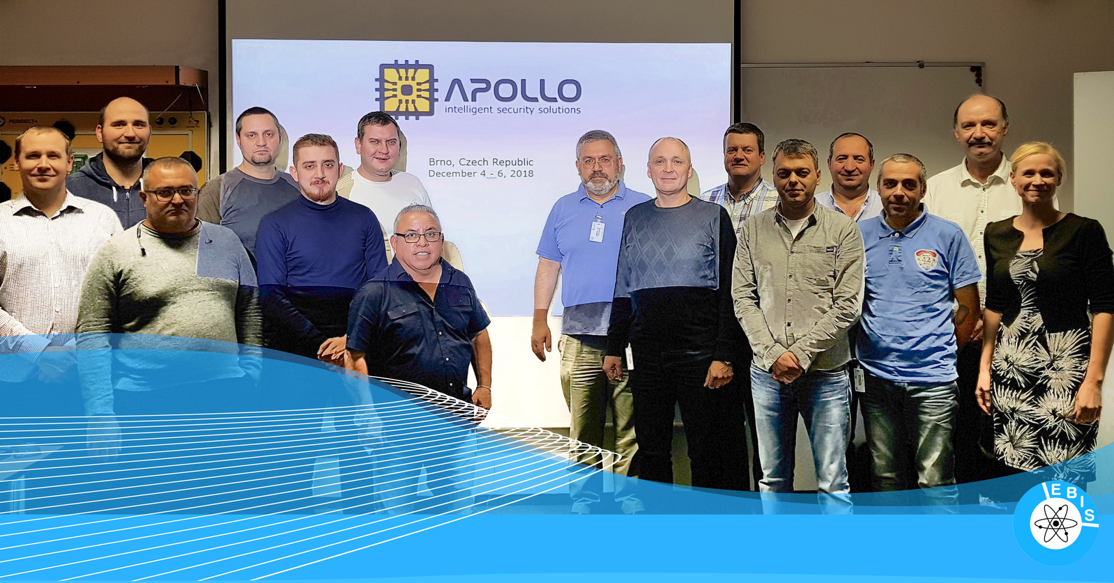 Apollo Security Distributor Meeting 2018