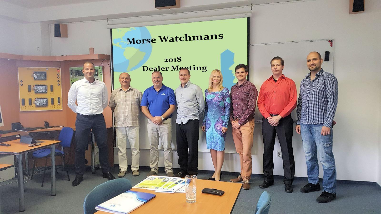 Morse Watchmans Dealer Meeting 2018
